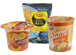 Instant-Snacks & 5-Minuten-Terrinen