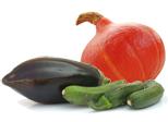Auberginen, Zucchini & K�rbisse