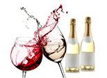 Wein & Sekt Piccolos