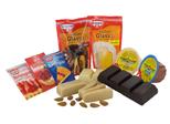 Marzipan, Schokolade & Tortenguss