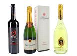 Weine, Sekt & Champagner