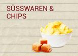 Süsswaren & Chips