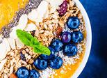 Fruchtige Smoothie Bowl