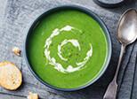 Grünkohl-Suppe