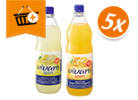 Vivaris Erfrischungsgetränke: Kaufe 5 zahle 4,30€
