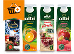 Albi Fruchtsäfte: Kaufe 4 zahle 5,60€