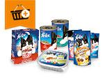 Kaufe Felix Produkte im Wert von € 10,00  und spare € 2,00