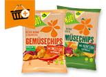 Kühne Gemüsechips: Kaufe mindestens 1 Stück und spare € 1,00