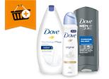 Dove: Kaufe mindestens 2 Artikel im Wert von 6,00 €  und spare 2,00 €