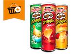 Pringles: Kaufe 4 zahle 8,20 €