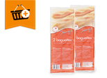 Jeden Tag Baguette: Kaufe 5 zahle 2,00€