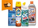 WC-Ente/MrMuscle/Pronto: Kaufe 4 Stück spare 2,00 €