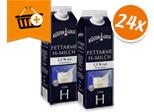 Küstengold fettarme H-Milch: Kaufe 24 zahle 20 Stück