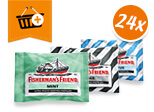 Fisherman's Friend: Kaufe 24 zahle 18,00 €