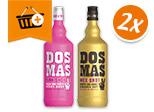 Dos Mas: Kaufe 2 zahle 17,98 €