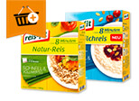 Reis-fit: Kaufe 4 spare 15 %
