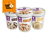 Made with Luve Lupinen Eis: Kaufe 3 zahle 9,00 €