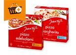 Jeden Tag Pizza: Kaufe 2 spare 10 %