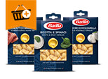 Barilla Frische Tortellini: Kaufe mindestens 1 Stück  und spare 1,00 €